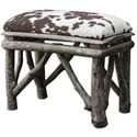 Uttermost Accent Furniture Chavi Small Bench