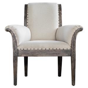 Uttermost Accent Furniture Cahira Armchair