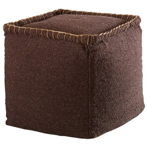 Uttermost Accent Furniture Dakari Pouf