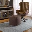 Uttermost Accent Furniture Dakari Pouf