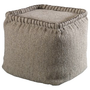 Uttermost Accent Furniture Anaya Pouf
