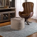 Uttermost Accent Furniture Anaya Pouf