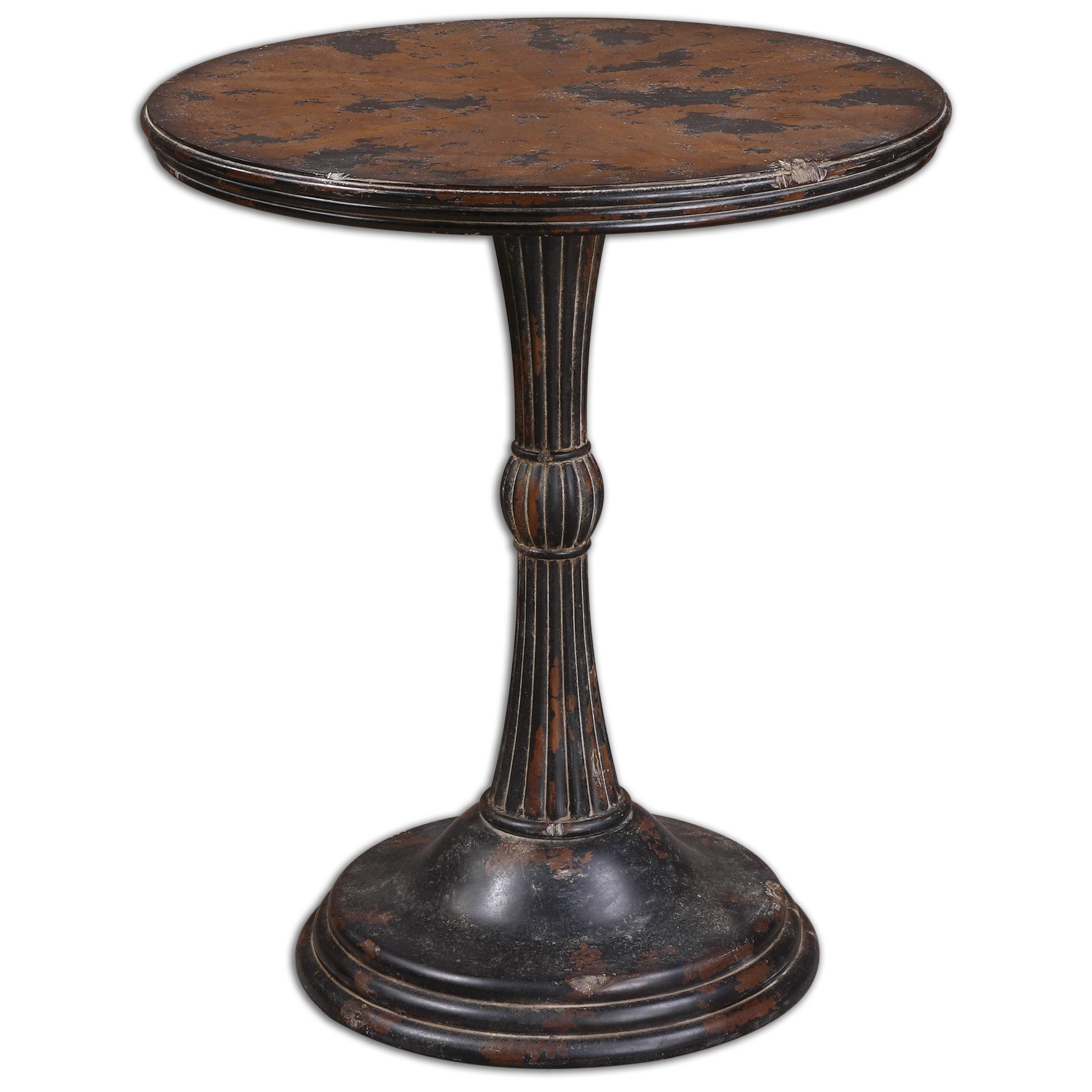 Uttermost Accent Furniture Benton Accent Table - Item Number: 24163
