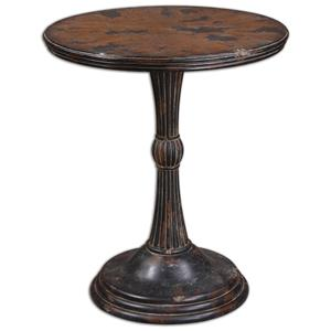Uttermost Accent Furniture Benton Accent Table