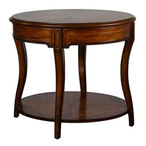 Uttermost Accent Furniture Corianne Lamp Table