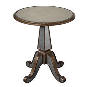 Uttermost Accent Furniture Eraman Accent Table