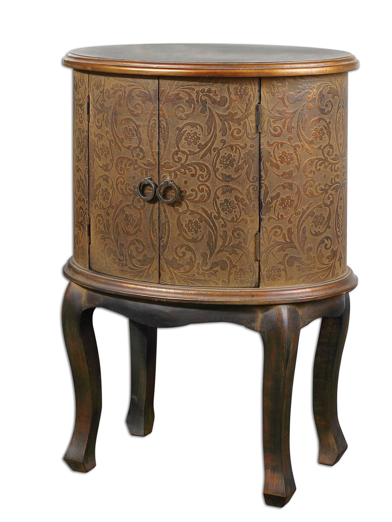 Uttermost Accent Furniture Ascencion Accent Table - Item Number: 24241
