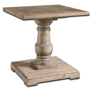 Uttermost Accent Furniture Stratford End Table