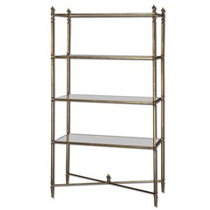 Uttermost Accent Furniture Henzler Etagere