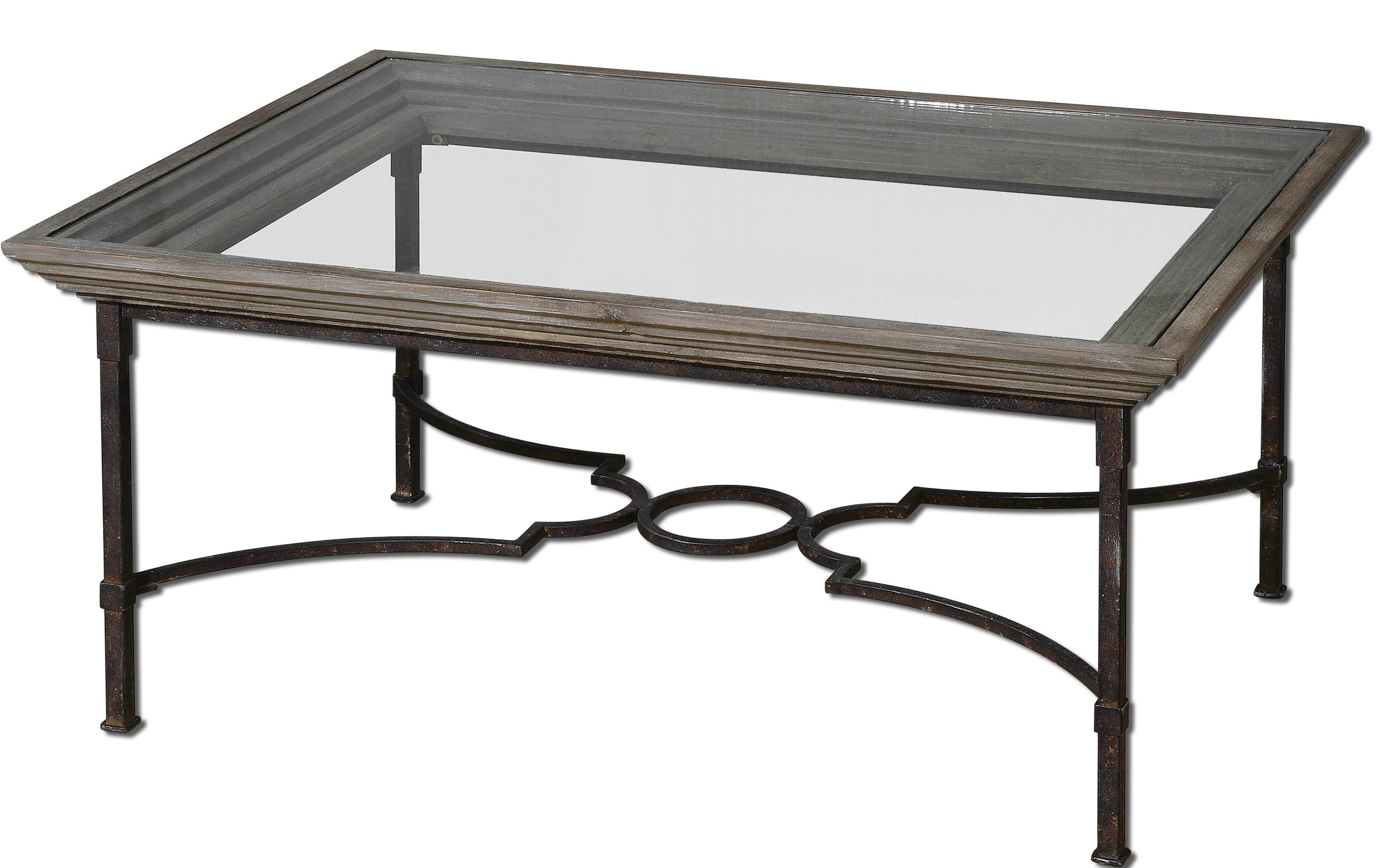 Uttermost Accent Furniture Huxley Coffee Table - Item Number: 24291