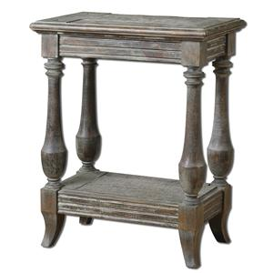 Uttermost Accent Furniture Mardonio Side Table