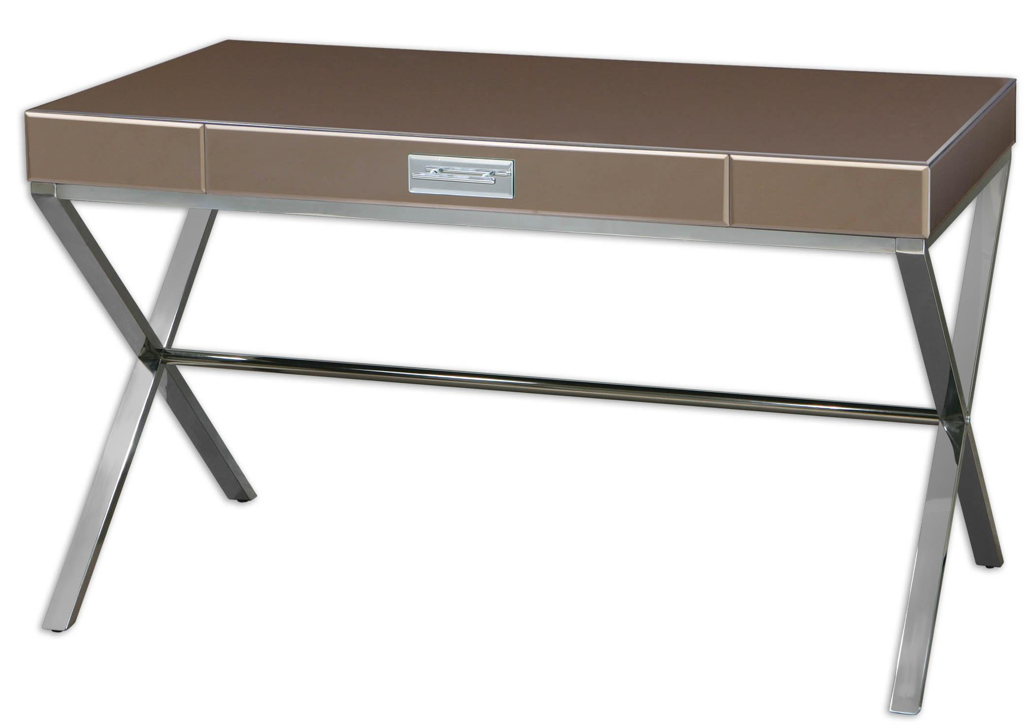 Uttermost Accent Furniture Lexia Desk - Item Number: 24298
