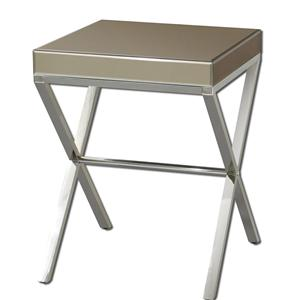 Uttermost Accent Furniture Lexia Side Table
