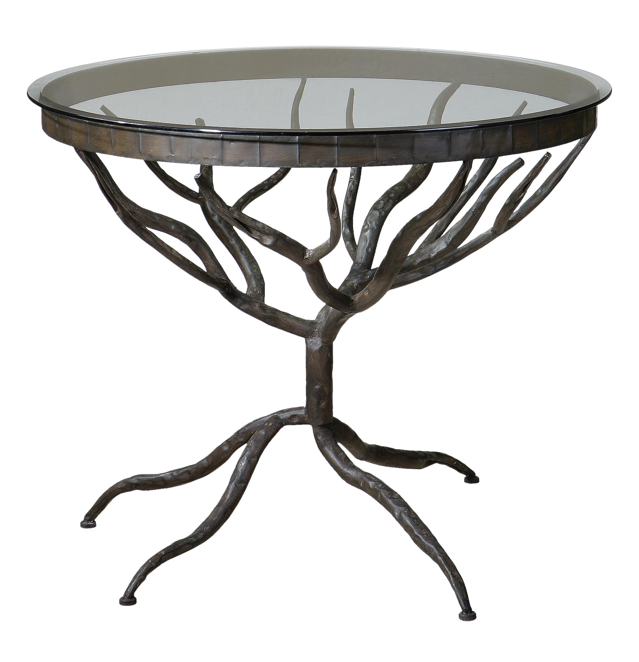 Uttermost Accent Furniture Esher Accent Table - Item Number: 24317