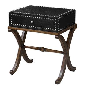 Uttermost Accent Furniture Lok Accent Table