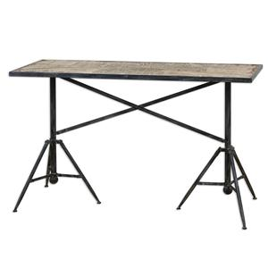 Uttermost Accent Furniture Plaisance Console Table
