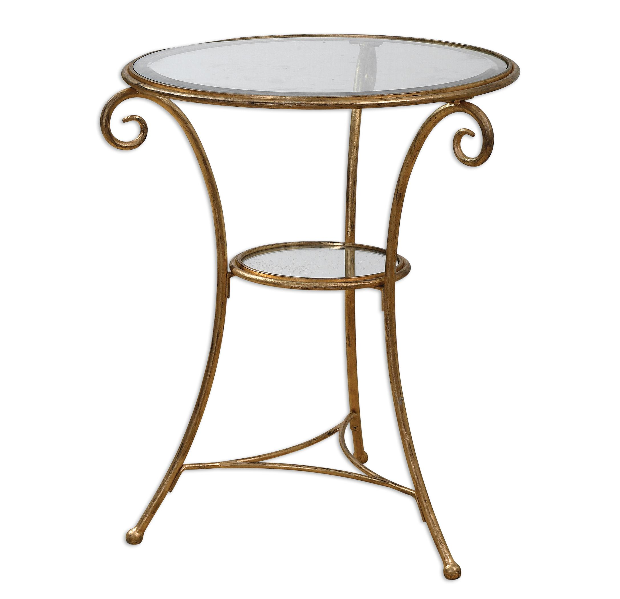 Uttermost Accent Furniture Maia Accent Table - Item Number: 24329