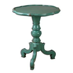 Uttermost Accent Furniture Aquila Pedestal Accent Table