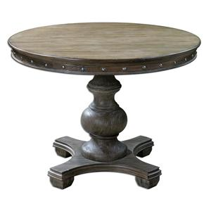 Sylvana Wood Round Table