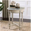 Uttermost Accent Furniture Jinan Accent Table