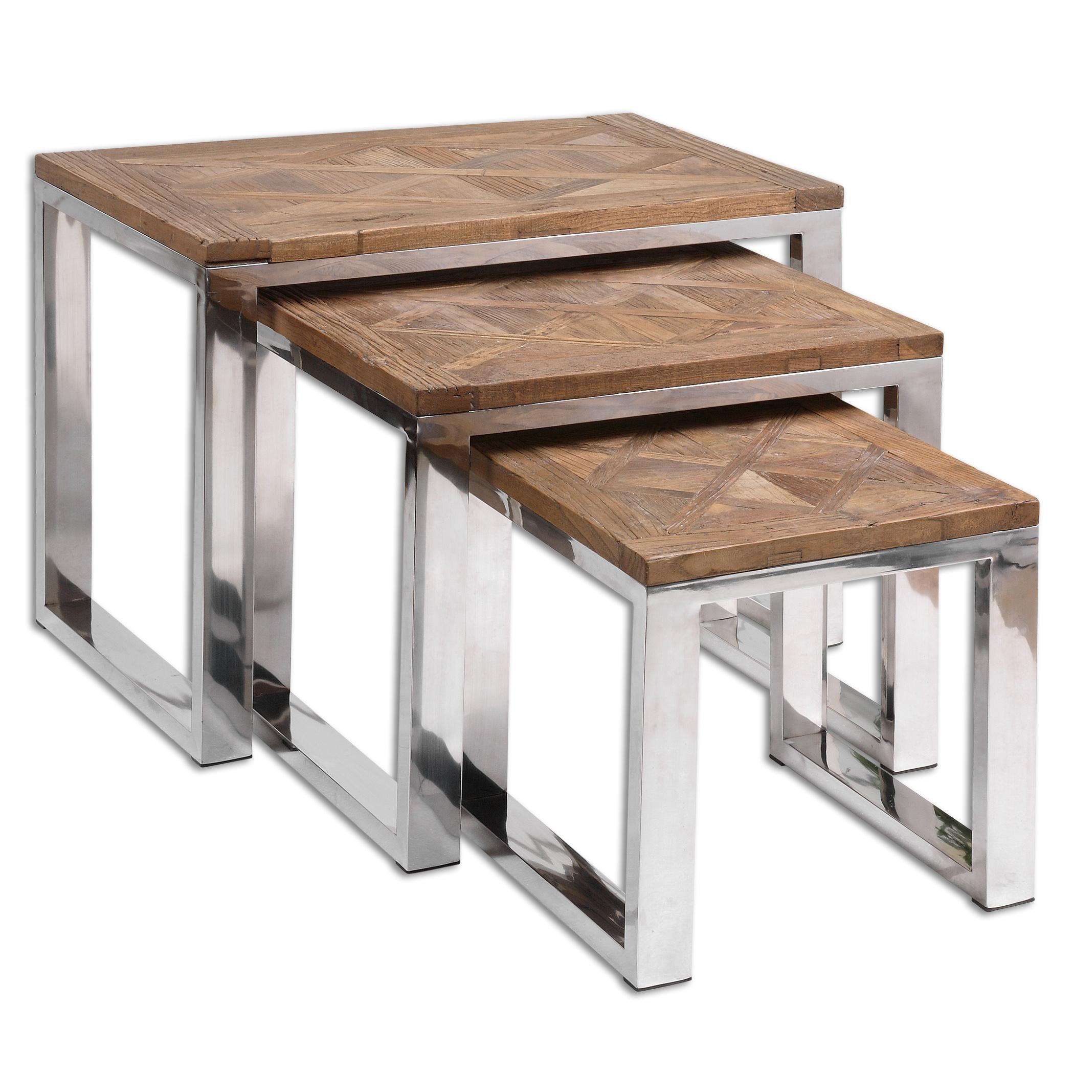 Uttermost Accent Furniture Hesperos Nesting Tables - Item Number: 24416