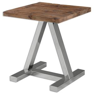 Accent Furniture Hesperos Wooden Side Table by Uttermost
