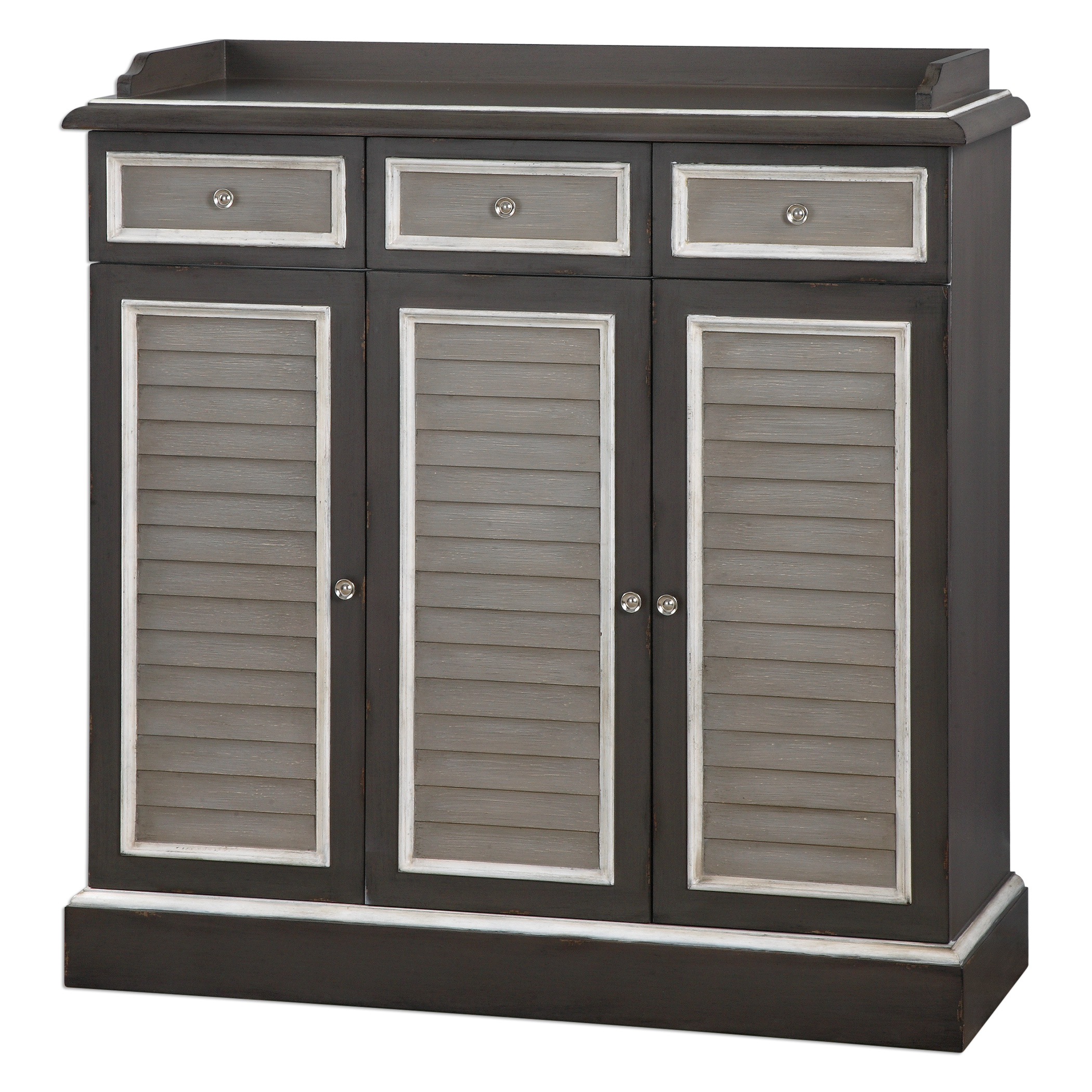 Uttermost Accent Furniture Prospera Warm Gray Buffet - Item Number: 24525
