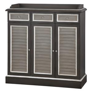 Uttermost Accent Furniture Prospera Warm Gray Buffet