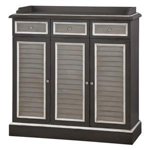 Uttermost Accent Furniture Prospera Warm Gray Buffet