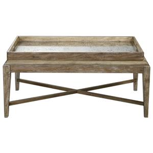 Marek Wooden Coffee Table