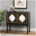 Uttermost Accent Furniture Kashana Moroccan Console Cabinet