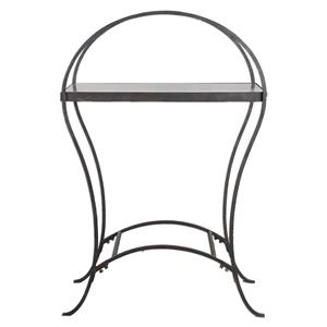Uttermost Accent Furniture Amaru Metal Tray Table