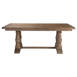 Uttermost Accent Furniture Stratford  Salvaged Wood Dining Table