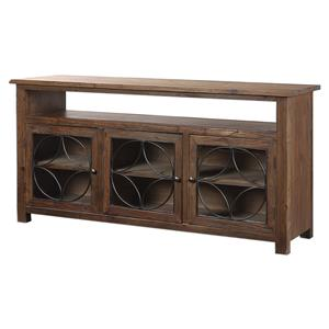 Uttermost Accent Furniture Dearborn Reclaimed Pine Credenza
