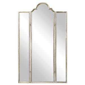 Uttermost Accent Furniture Neema Three Paneled Mirror Screen