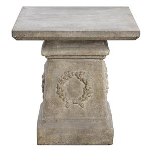 Uttermost Accent Furniture Giacinta Stone Accent Table