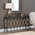 Uttermost Accent Furniture Darya Console Table