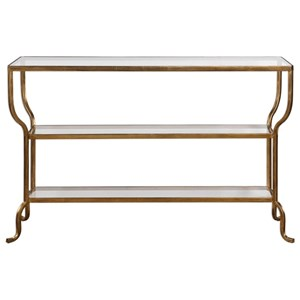Uttermost Accent Furniture Deline Console Table