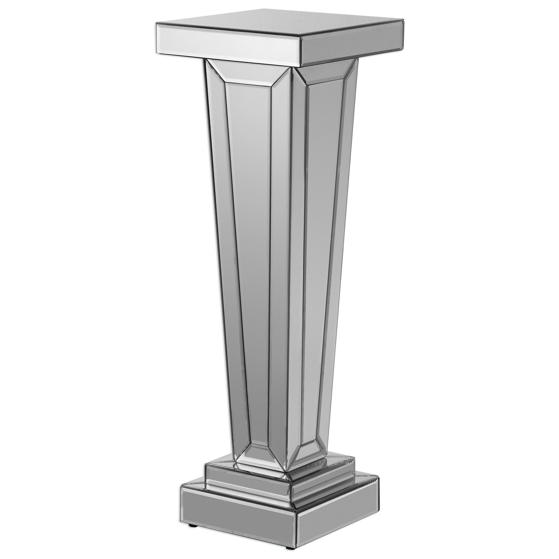 Uttermost Accent Furniture Alanis Plant Stand - Item Number: 24669