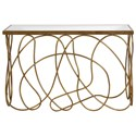 Uttermost Accent Furniture Calusa Console Table - Item Number: 24670