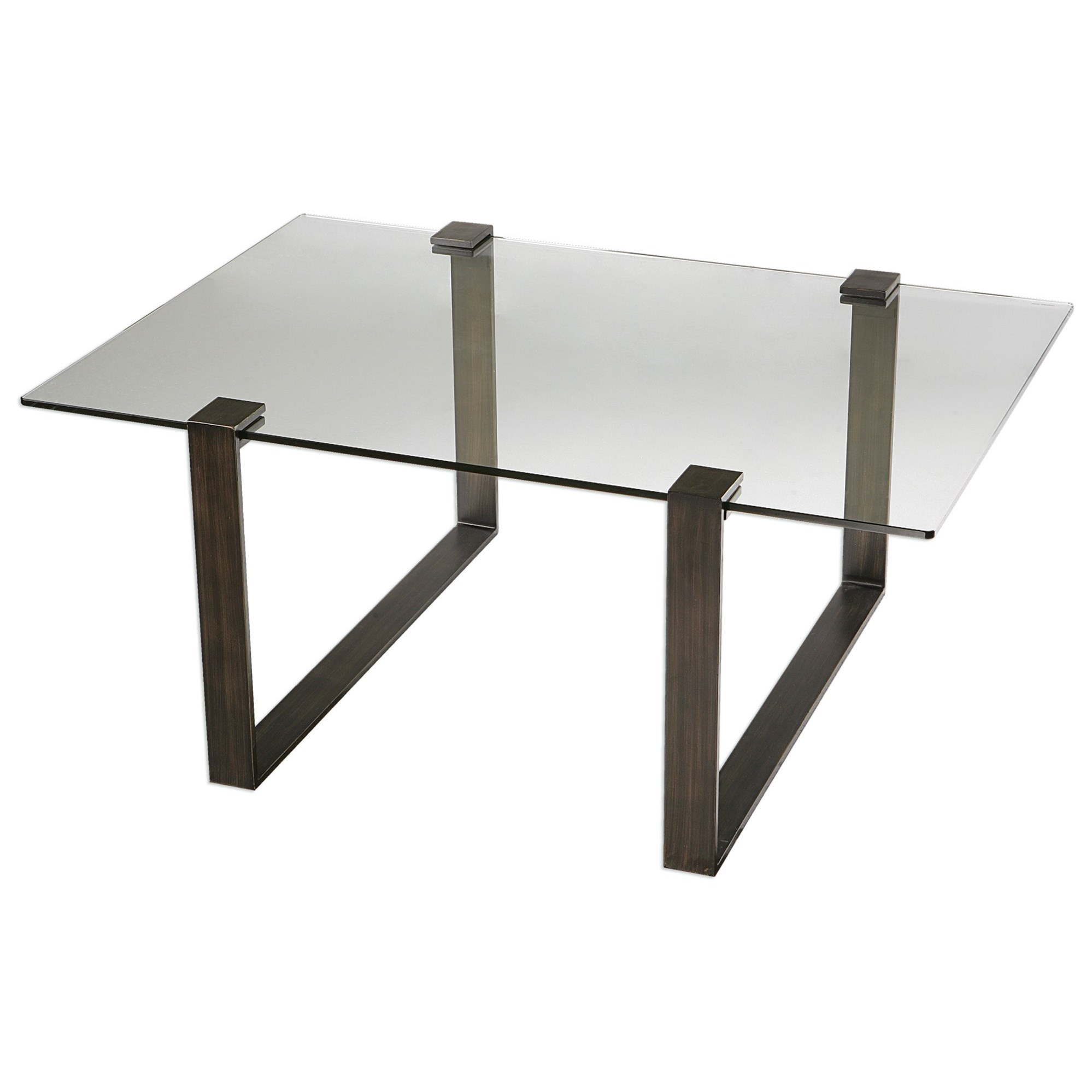 Uttermost Accent Furniture Chadwick Coffee Table - Item Number: 24674