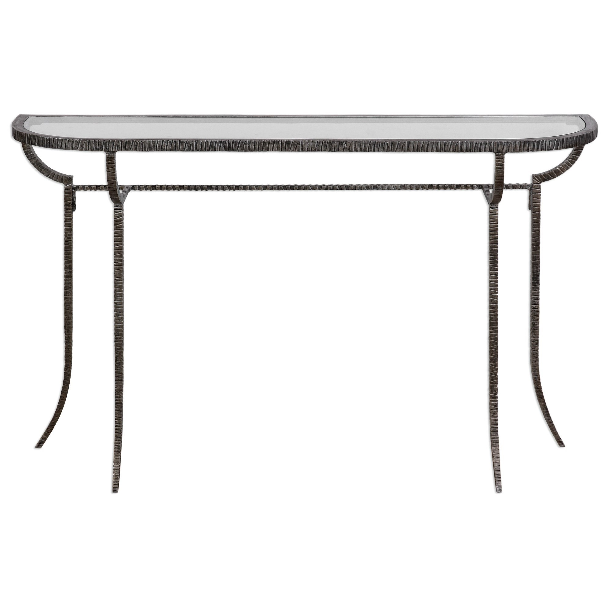 Uttermost Accent Furniture Nakoda Console Table - Item Number: 24691