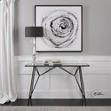 Uttermost Accent Furniture Reznor Console Table