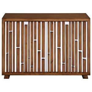Uttermost Accent Furniture Eileen Console Cabinet
