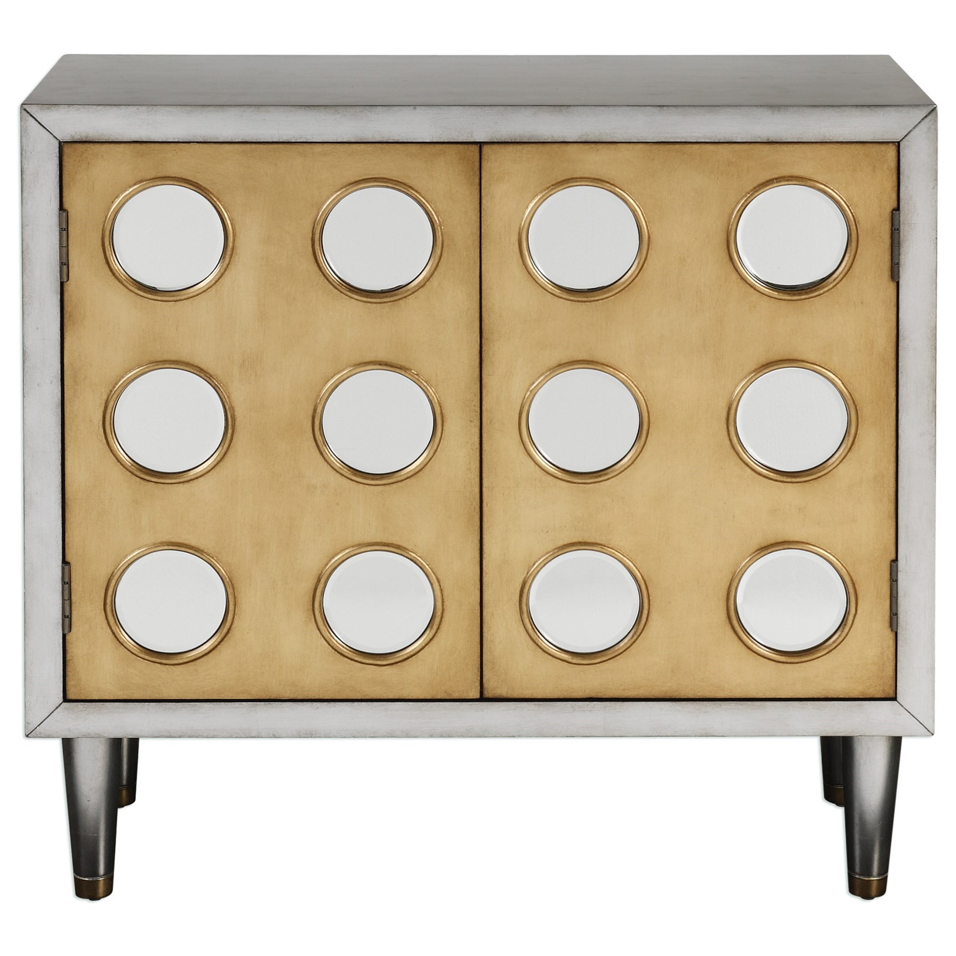 Uttermost Accent Furniture Bea Accent Cabinet - Item Number: 24695
