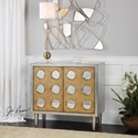 Uttermost Accent Furniture Bea Accent Cabinet