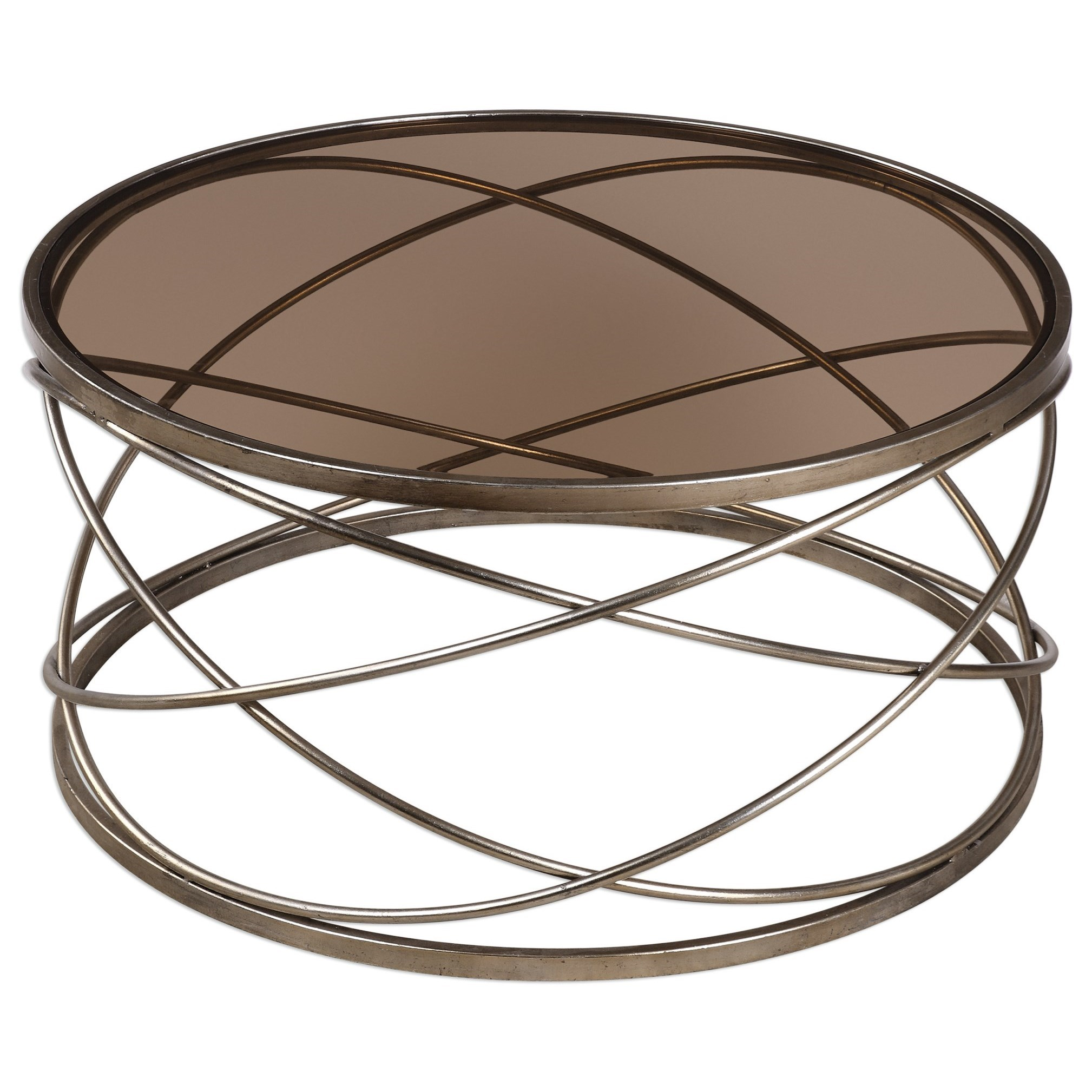 Uttermost Accent Furniture Marella Coffee Table - Item Number: 24697