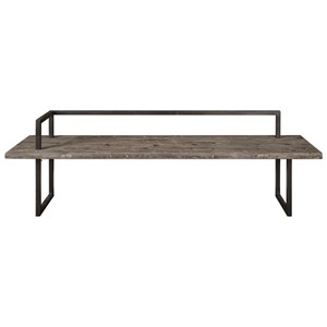 Herbert Reclaimed Wood Bench