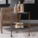 Uttermost Accent Furniture Alonna Chain Accent Table