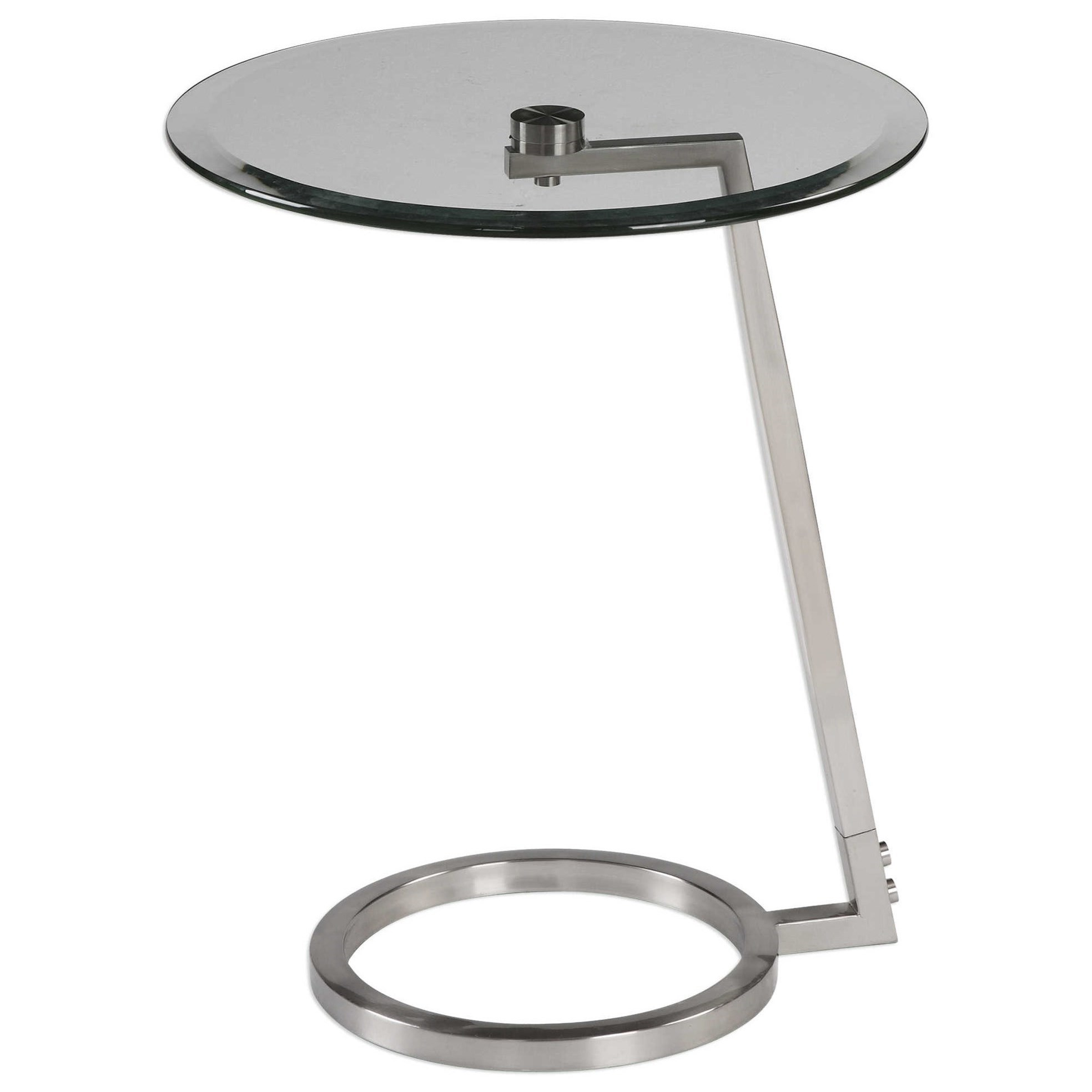 Uttermost Accent Furniture Ordino Modern Accent Table - Item Number: 24732
